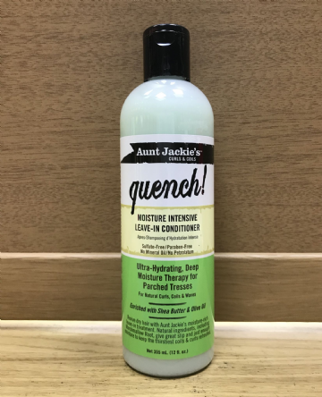 AUNT JACKIE'S MOISTURE INTENSIVE LEAVE-IN CONDITIONER- 355ml